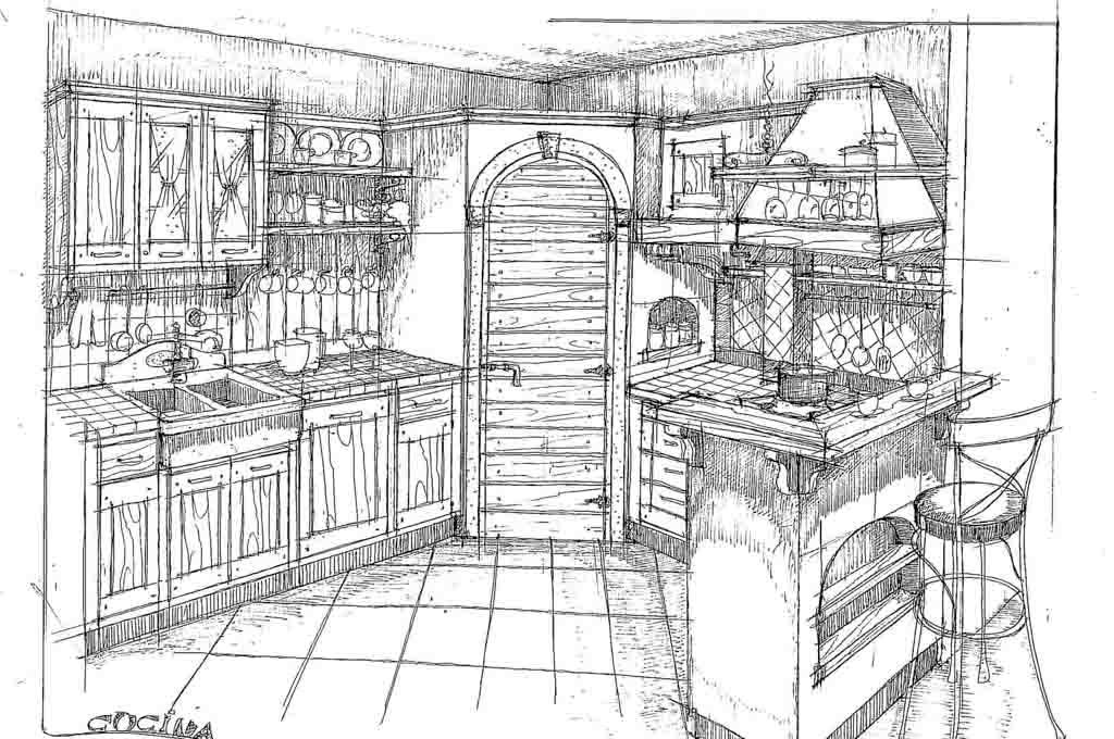 Disegni Cucine