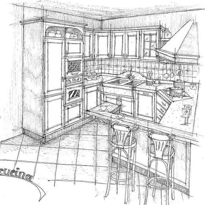 Awesome Disegni Cucine With Disegno Cucine.